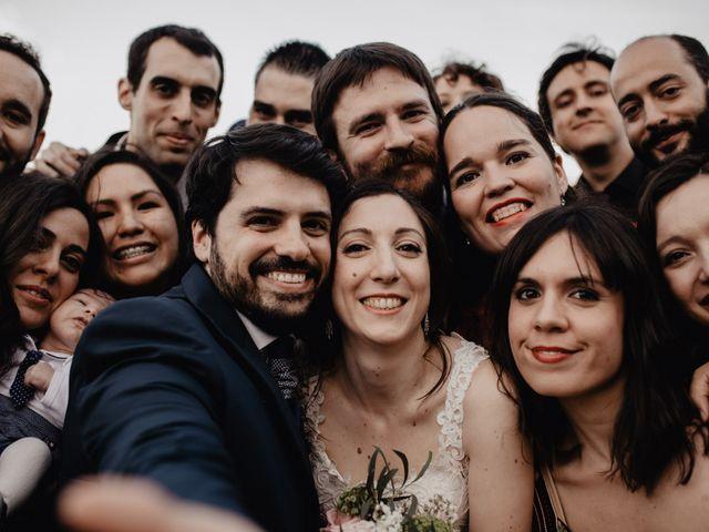 La boda de Borja y Elena en Madrid, Madrid 40