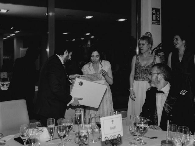 La boda de Borja y Elena en Madrid, Madrid 42