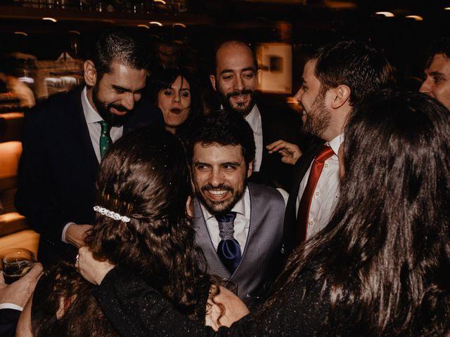 La boda de Borja y Elena en Madrid, Madrid 49