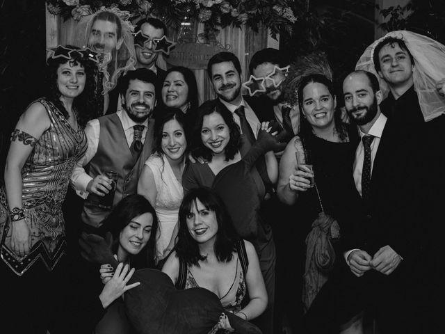 La boda de Borja y Elena en Madrid, Madrid 50