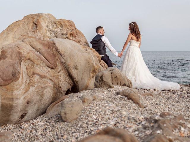 La boda de Alberto y Emily en Benalmadena Costa, Málaga 32