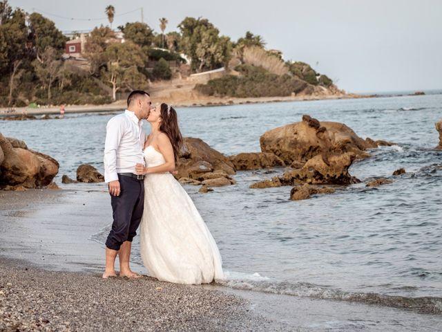 La boda de Alberto y Emily en Benalmadena Costa, Málaga 33