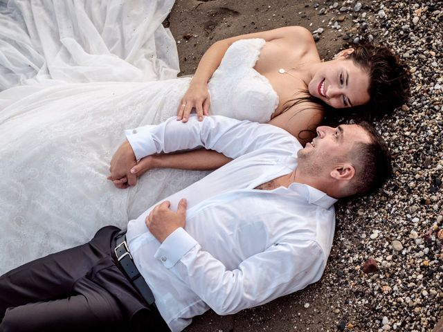 La boda de Alberto y Emily en Benalmadena Costa, Málaga 36