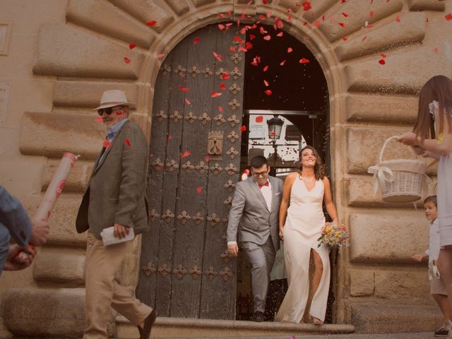 La boda de Jorge y Judit en Cáceres, Cáceres 20