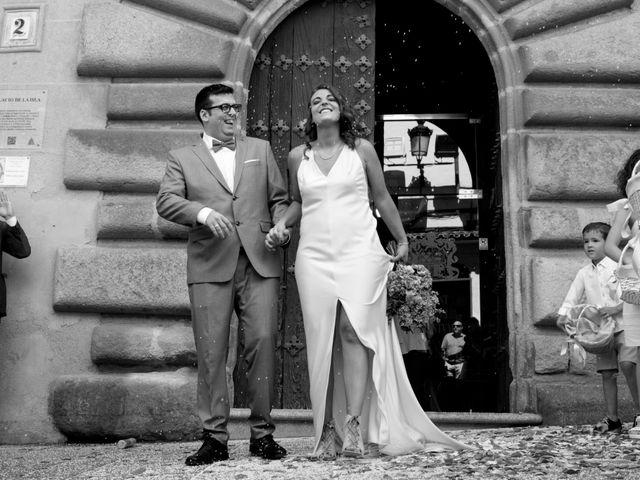 La boda de Jorge y Judit en Cáceres, Cáceres 22