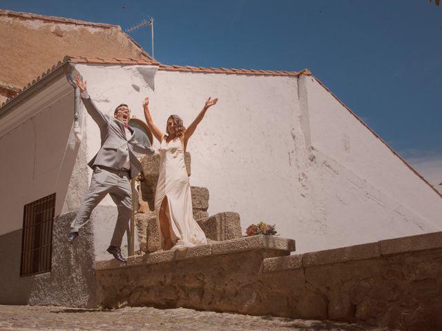 La boda de Jorge y Judit en Cáceres, Cáceres 31
