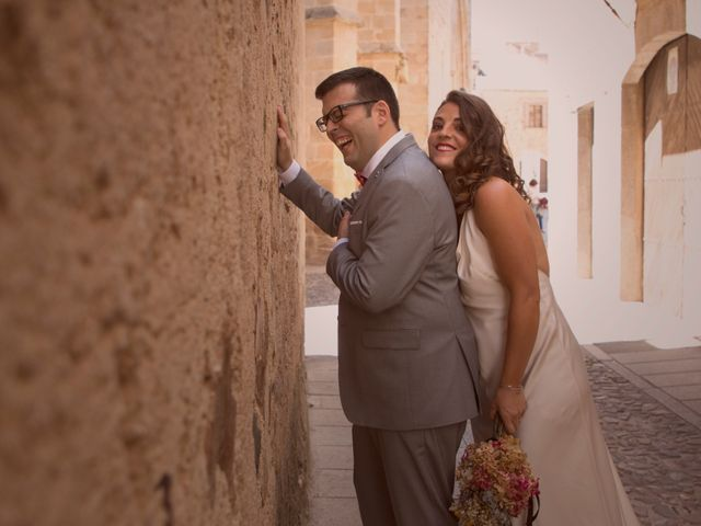 La boda de Jorge y Judit en Cáceres, Cáceres 32