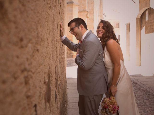 La boda de Jorge y Judit en Cáceres, Cáceres 33