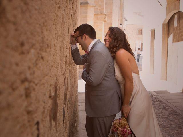 La boda de Jorge y Judit en Cáceres, Cáceres 34