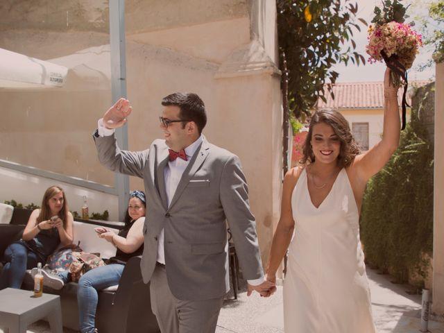 La boda de Jorge y Judit en Cáceres, Cáceres 48
