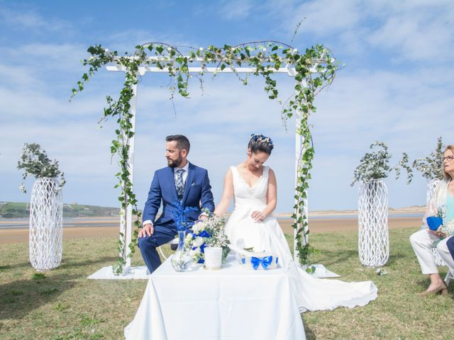 La boda de Lara y Juan