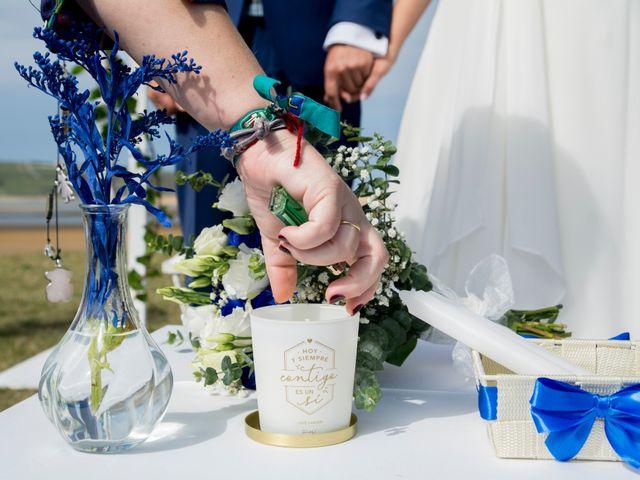 La boda de Juan y Lara en Mogro, Cantabria 33