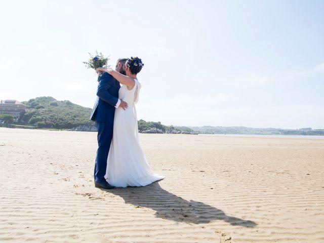La boda de Juan y Lara en Mogro, Cantabria 45