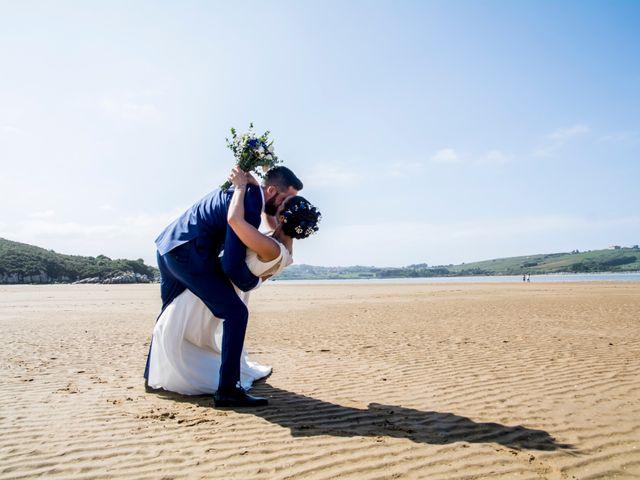 La boda de Juan y Lara en Mogro, Cantabria 46