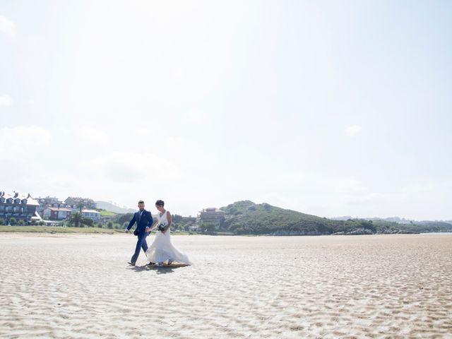 La boda de Juan y Lara en Mogro, Cantabria 47