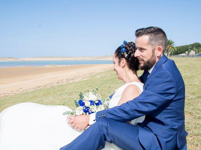 La boda de Juan y Lara en Mogro, Cantabria 50