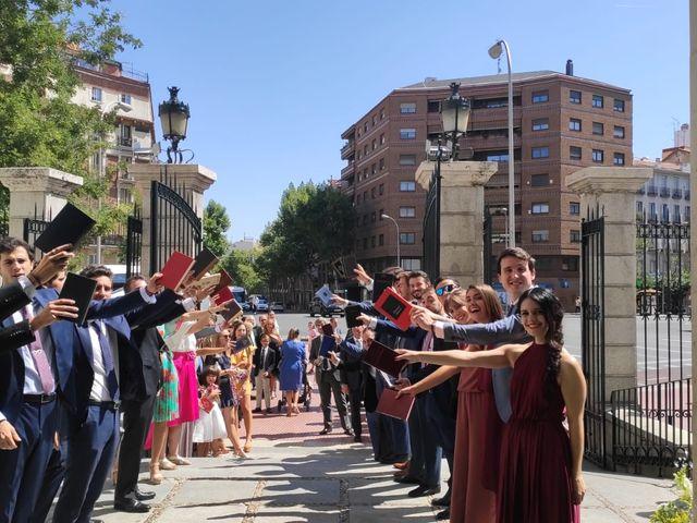 La boda de Sonia y Javier en Madrid, Madrid 1