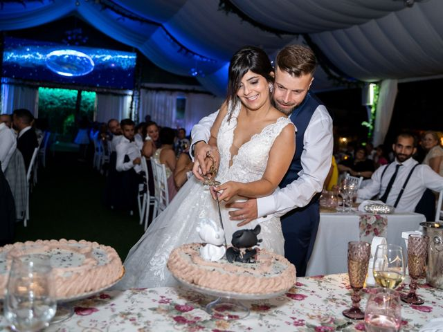 La boda de Nerea y Tony