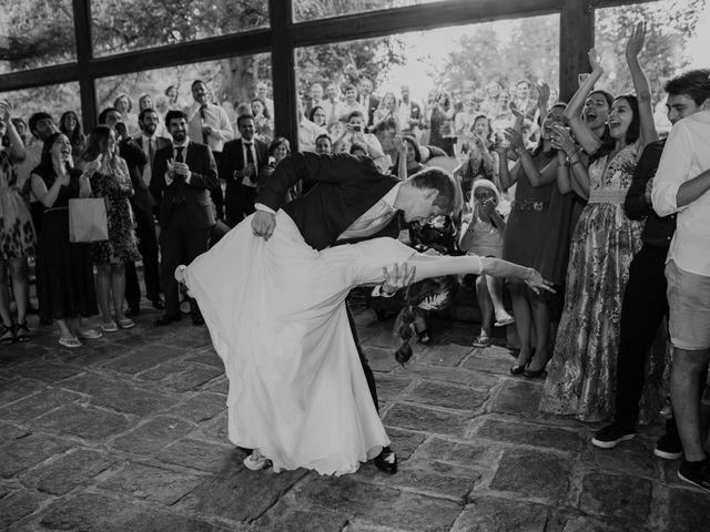 La boda de Santi y María en Rascafria, Madrid 47