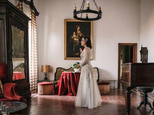 La boda de Rafa y Eva en Dos Hermanas, Sevilla 16