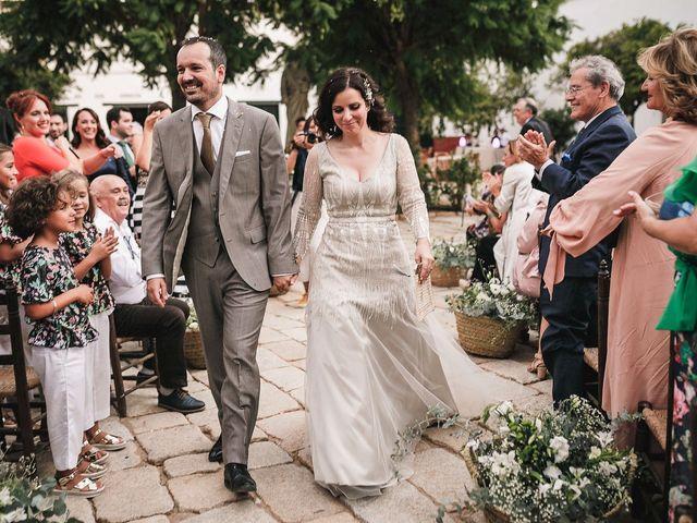La boda de Rafa y Eva en Dos Hermanas, Sevilla 1
