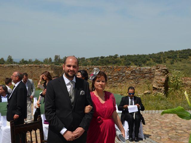 La boda de Pedro Pablo y Mónica  en Alconchel, Badajoz 2