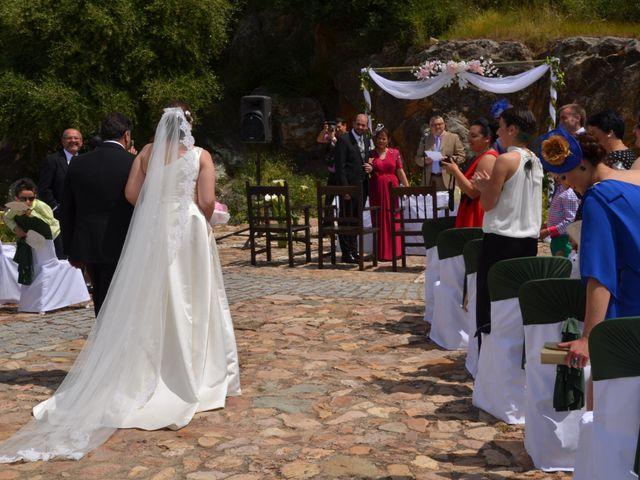 La boda de Pedro Pablo y Mónica  en Alconchel, Badajoz 5