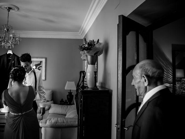 La boda de Jose y Raquel en Salvatierra De Los Barros, Badajoz 10