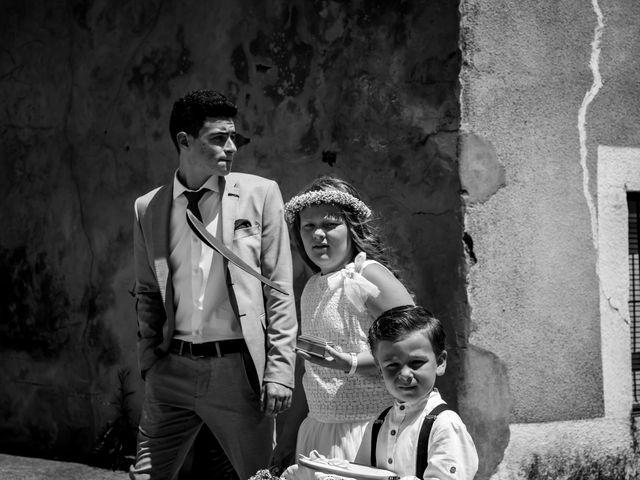 La boda de Jose y Raquel en Salvatierra De Los Barros, Badajoz 18