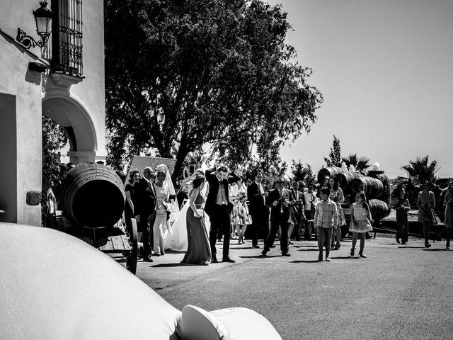 La boda de Jose y Raquel en Salvatierra De Los Barros, Badajoz 28