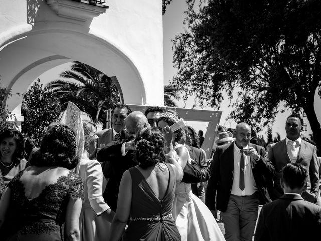 La boda de Jose y Raquel en Salvatierra De Los Barros, Badajoz 29