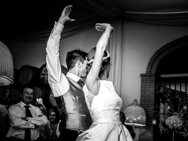 La boda de Jose y Raquel en Salvatierra De Los Barros, Badajoz 33