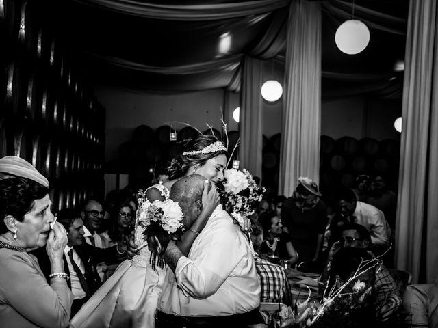 La boda de Jose y Raquel en Salvatierra De Los Barros, Badajoz 35