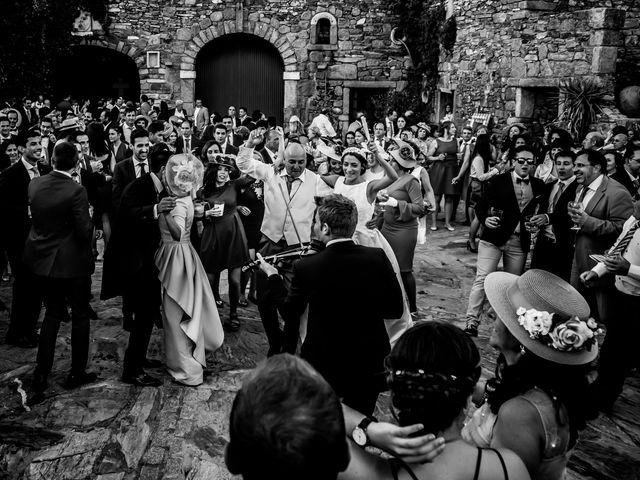La boda de Jose y Raquel en Salvatierra De Los Barros, Badajoz 37