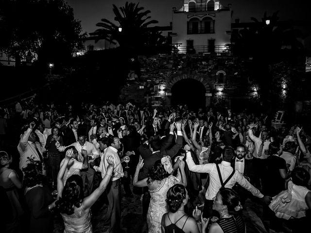 La boda de Jose y Raquel en Salvatierra De Los Barros, Badajoz 41