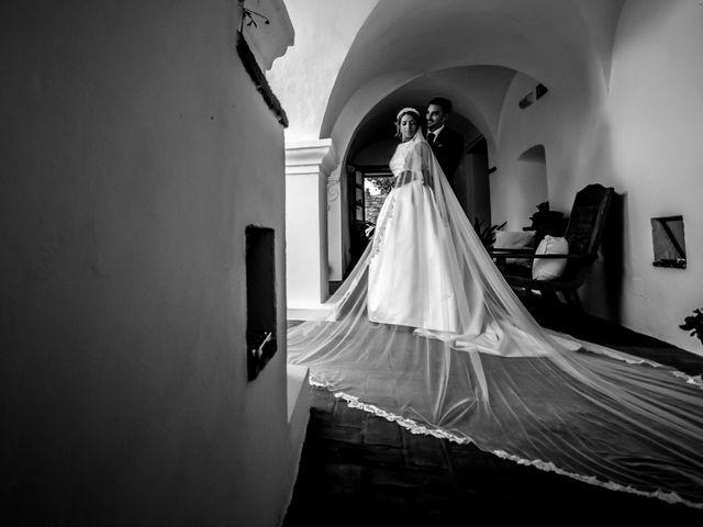 La boda de Jose y Raquel en Salvatierra De Los Barros, Badajoz 44