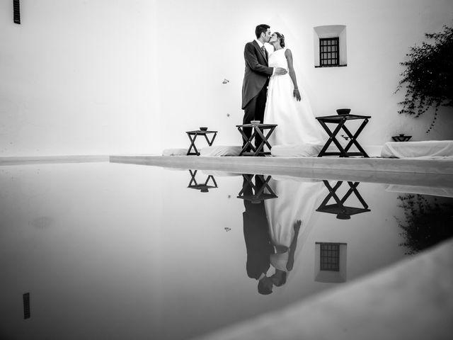 La boda de Jose y Raquel en Salvatierra De Los Barros, Badajoz 46