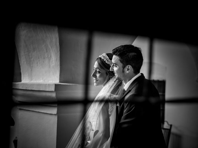 La boda de Jose y Raquel en Salvatierra De Los Barros, Badajoz 47