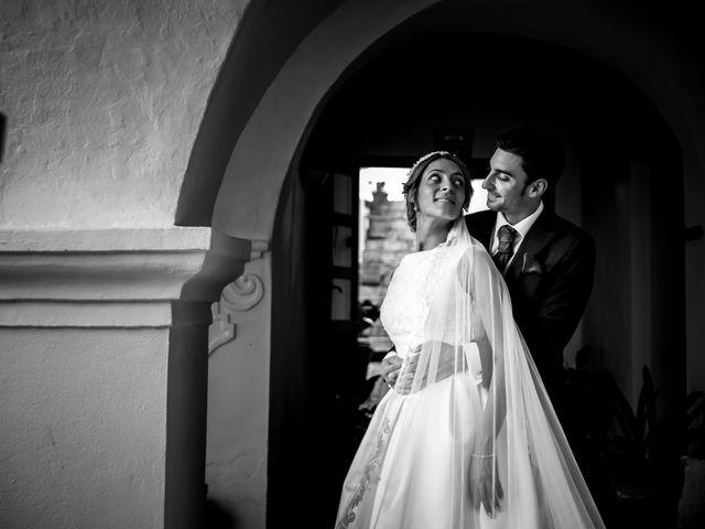 La boda de Jose y Raquel en Salvatierra De Los Barros, Badajoz 48