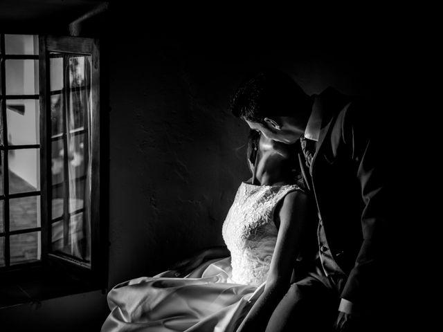 La boda de Jose y Raquel en Salvatierra De Los Barros, Badajoz 1