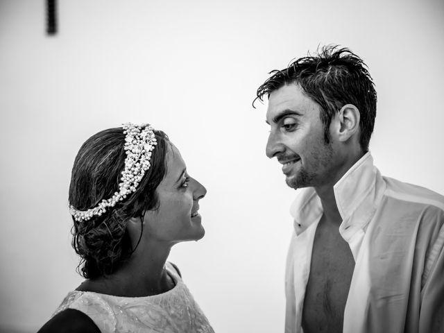 La boda de Jose y Raquel en Salvatierra De Los Barros, Badajoz 50