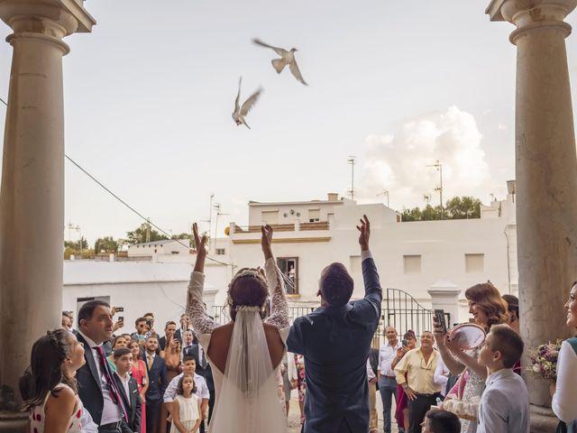 La boda de Rocío y José María en Las Cabezas De San Juan, Sevilla 10