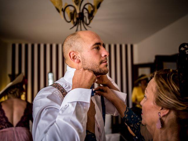 La boda de Antonio Luis y Carmen en La Parra, Badajoz 10