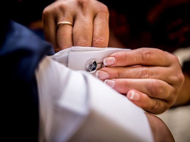 La boda de Antonio Luis y Carmen en La Parra, Badajoz 13