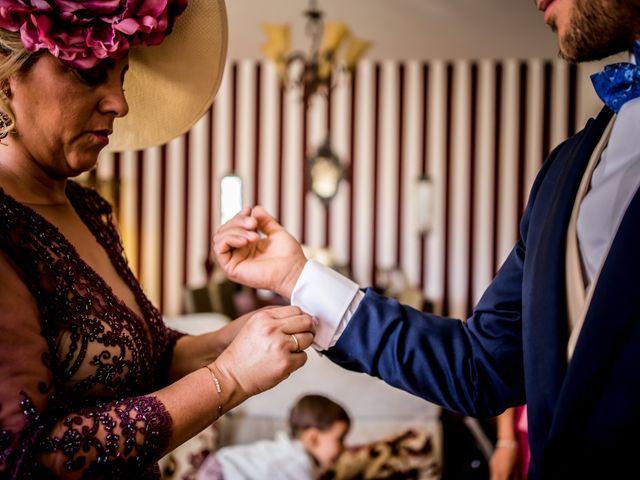 La boda de Antonio Luis y Carmen en La Parra, Badajoz 14