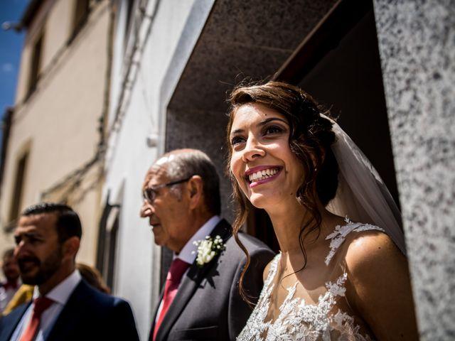 La boda de Antonio Luis y Carmen en La Parra, Badajoz 16
