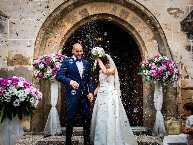 La boda de Antonio Luis y Carmen en La Parra, Badajoz 19