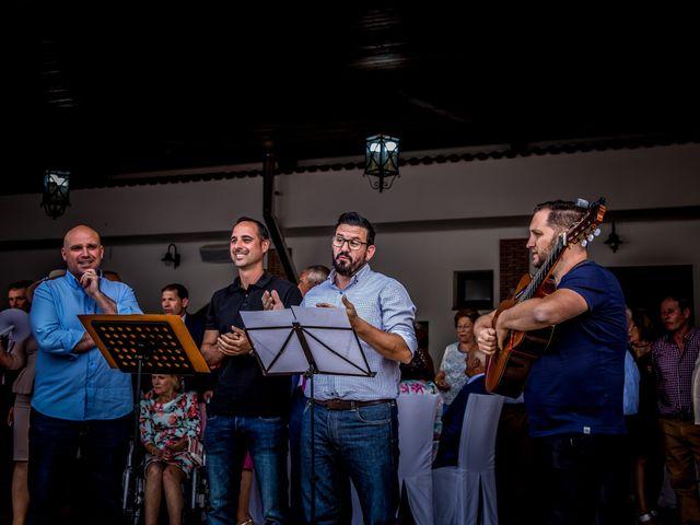 La boda de Antonio Luis y Carmen en La Parra, Badajoz 20