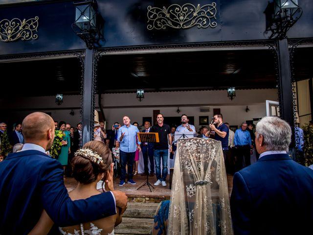 La boda de Antonio Luis y Carmen en La Parra, Badajoz 22