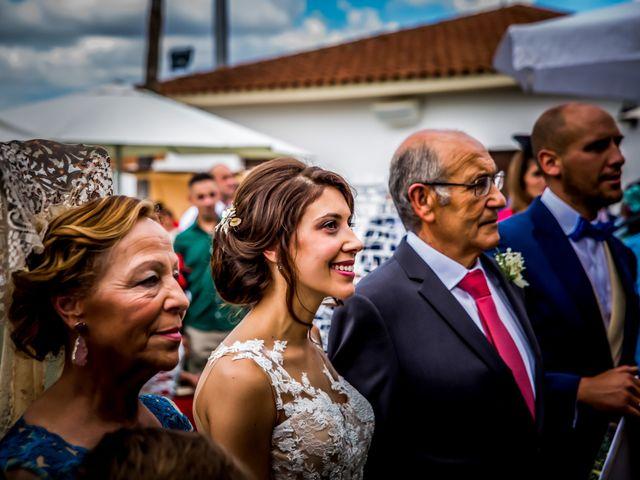 La boda de Antonio Luis y Carmen en La Parra, Badajoz 23